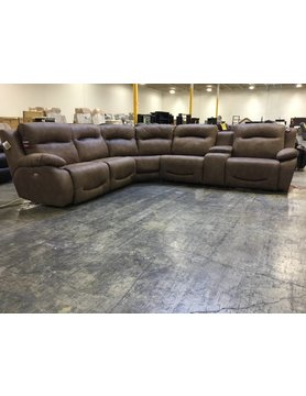 566-SEC27618 Southern Motion Eclispe PWR RCNLR Sectional
