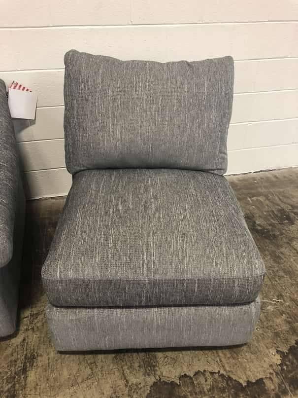Franklin 89103-378306 Franklin Ellie STNRY Armless Chair