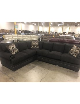 9800LFS&RFSDISC Hughes 2PC Sectional DISCONTINUED