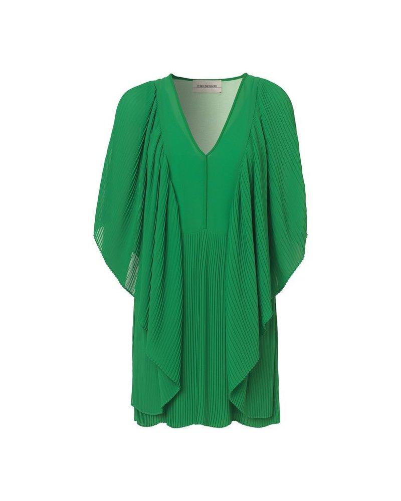 BY MALENE BIRGER GREEN FLOW DRESS