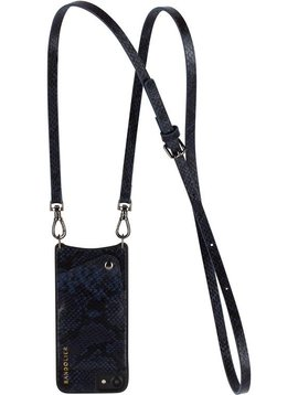 BANDOLIER CYNTHIA MIDNIGHT BLUE