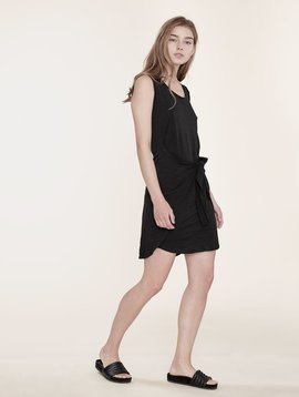 KINLY WRAP BOTTOM DRESS