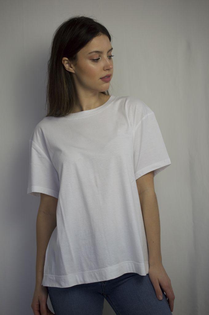 MALENE BIRGER WHITE TEE