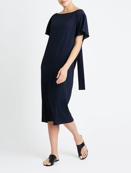 BECKEN TIE BACK DRESS