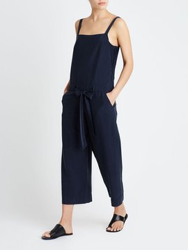 BECKEN PINTUCK JUMPSUIT