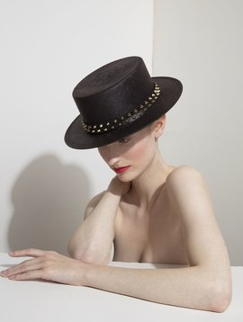 PHILIP TREACY DIANA HAT