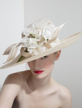 PHILIP TREACY ANNE HAT