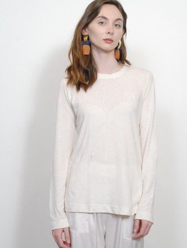 RAQUEL ALLEGRA L/S ELBOW PATCH