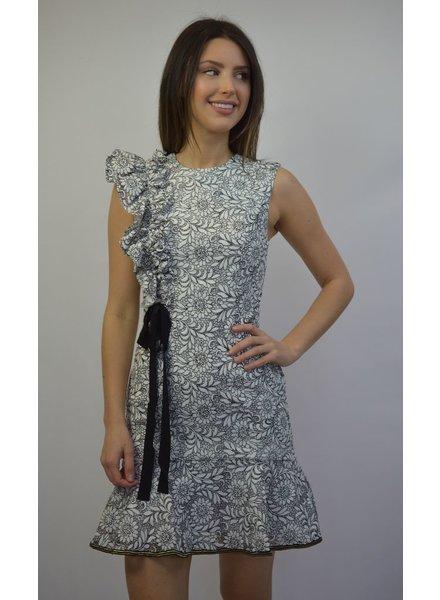 REBECCA VALLANCE SOFIA MINI DRESS