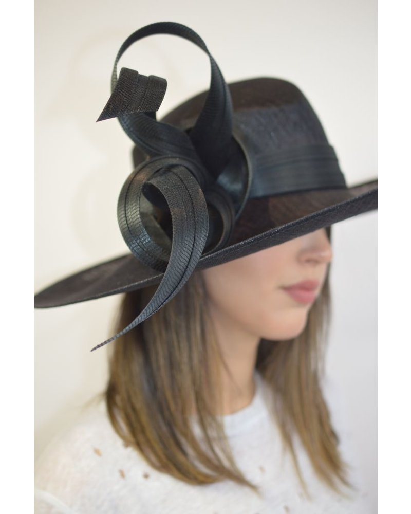 PHILIP TREACY BLACK