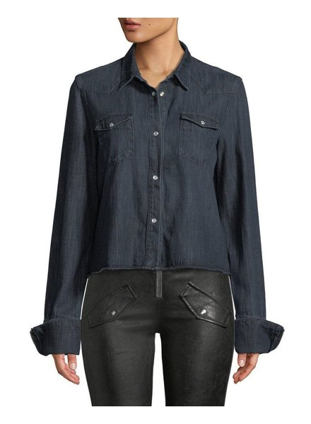 RTA ASHLEY WESTERN SHIRT