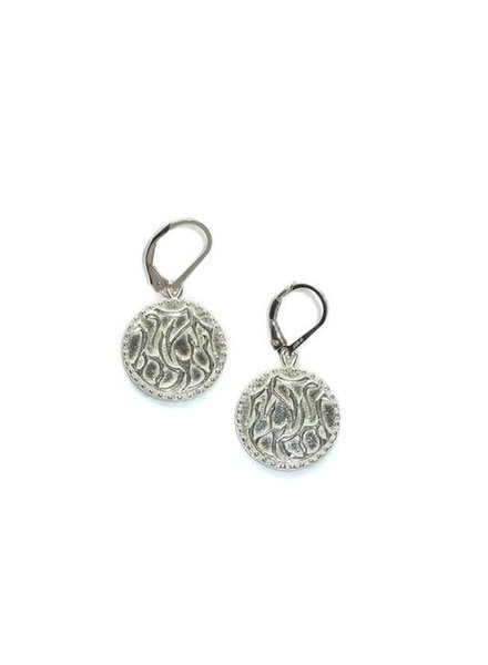 SILVER PLH EARRINGS