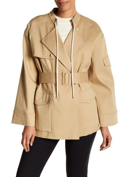 HELMUT LANG OVERSIZE TRENCH