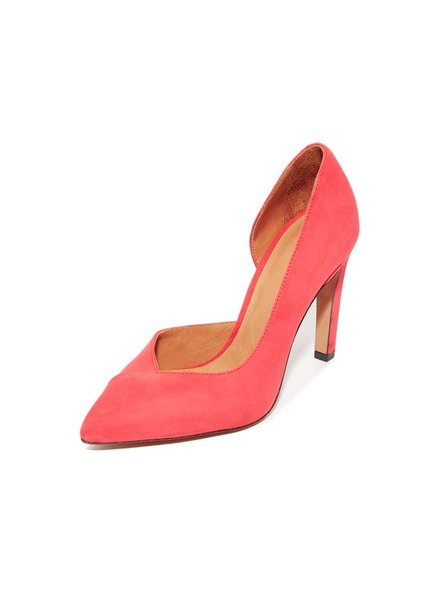 IRO ESCARP CORAL RED HEEL