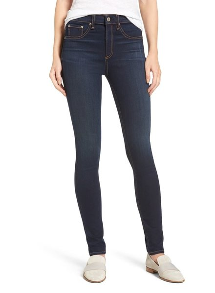 RAG & BONE HIGH RISE SKINNY BEDFORD