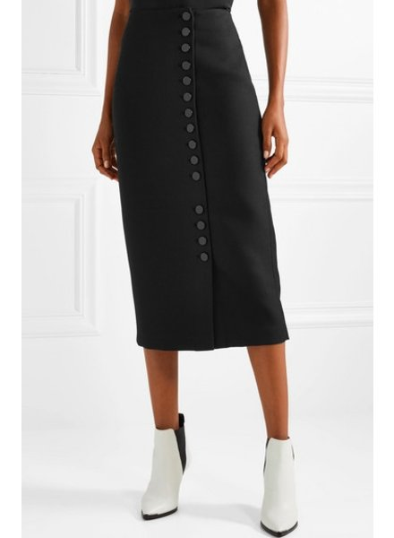 BY MALENE BIRGER BUTTON DOWN SKIRT