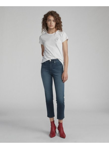 RAG & BONE ANKLE CIGARETTE IN CLEAN ALEC