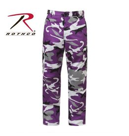 ROTHCO Rothco Camo Purple Pants