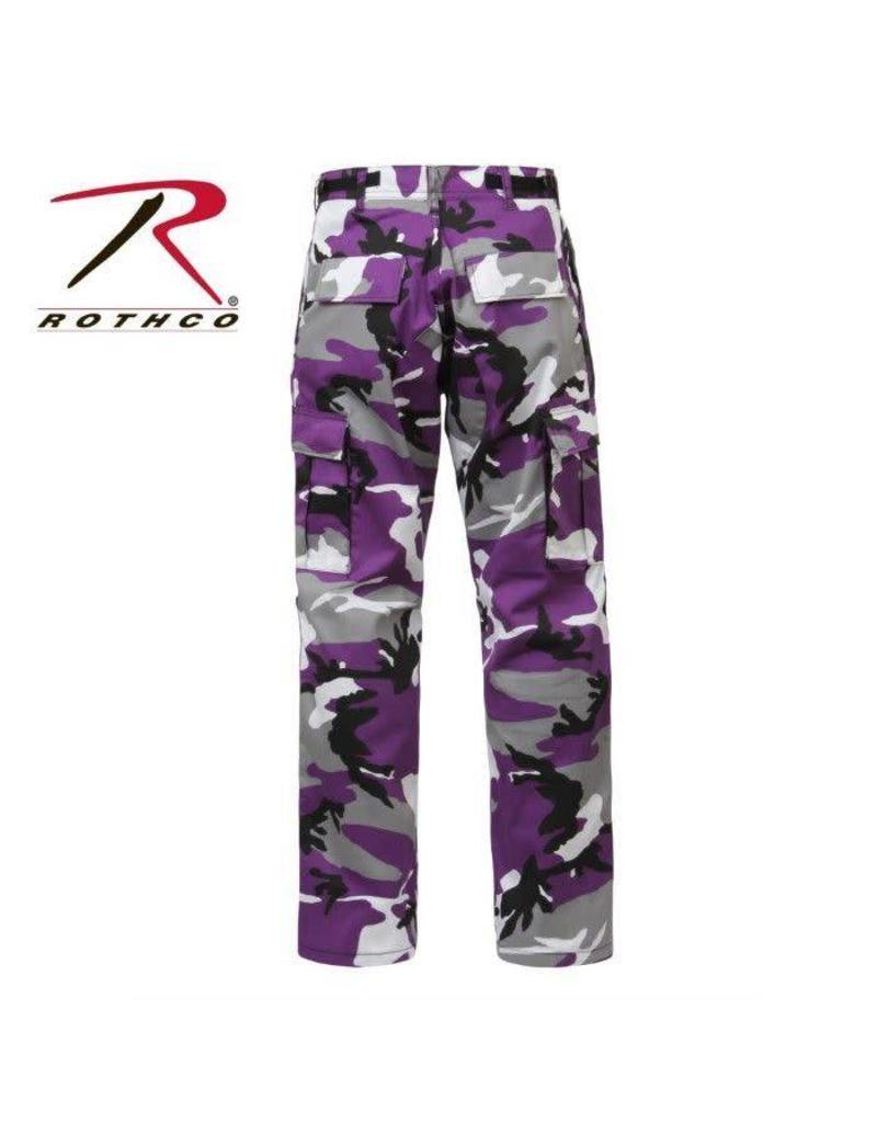 ROTHCO Rothco Camo Purple Pants