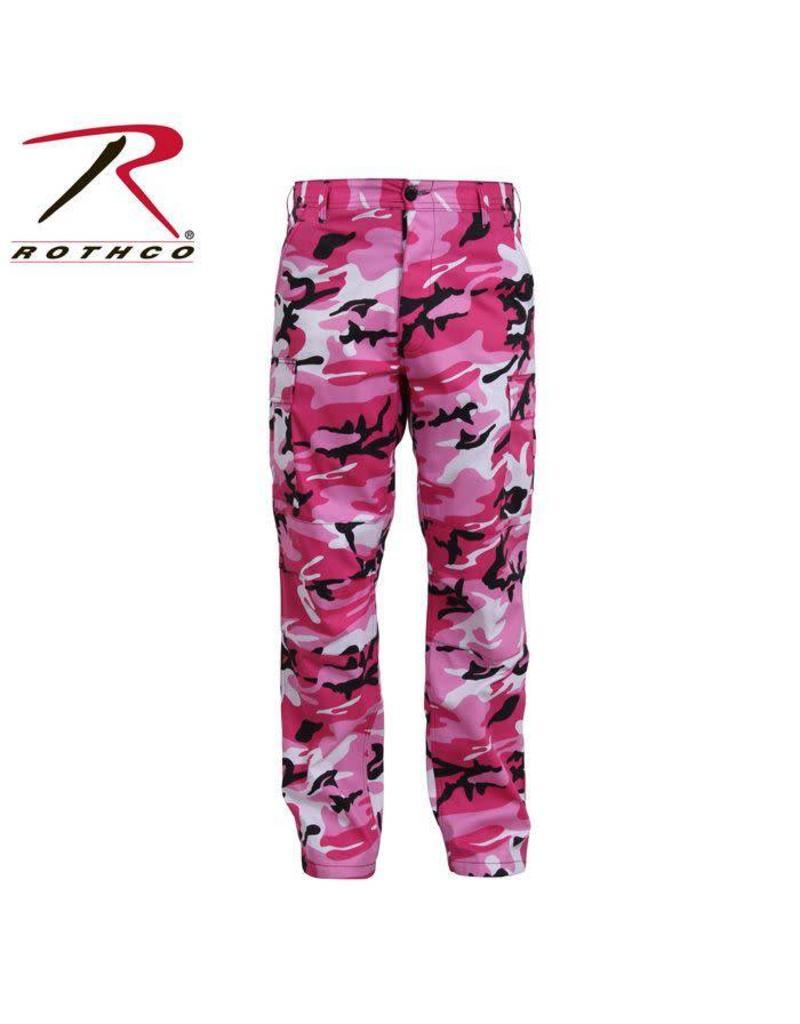 ROTHCO Pantalon Rothco Camo Rose