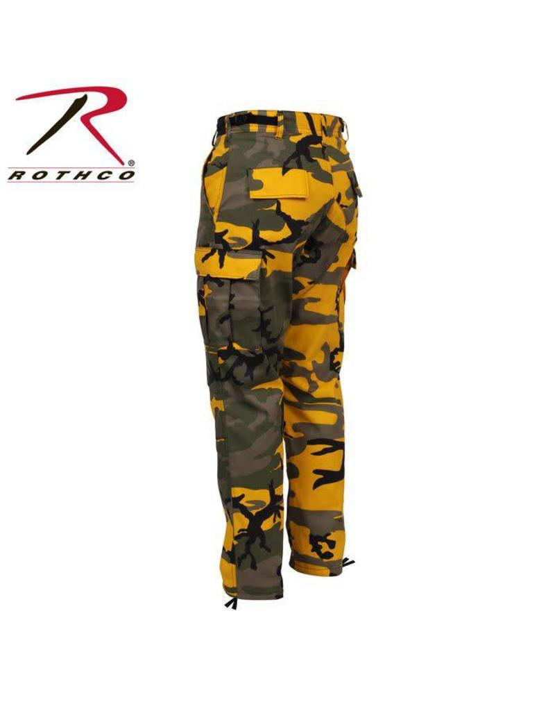 ROTHCO Rothco Camo Pants Yellow