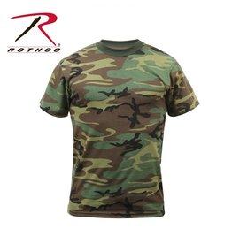 ROTHCO Rothco Kids Woodland Camo T-Shirt