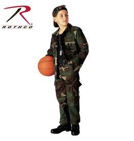 ROTHCO Pantalon Camouflage Enfant Woodland