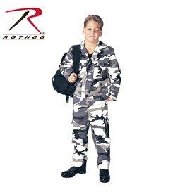 ROTHCO Pantalon Camouflage Enfant Urbain