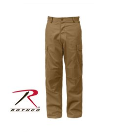 ROTHCO Pantalon Style Militaire Coyote