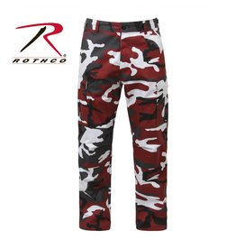 ROTHCO Pants Rothco Camo Red