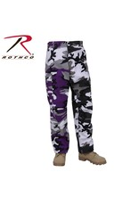 ROTHCO Rothco Two-Tone UV Purple/Urban Camo BDU Pants