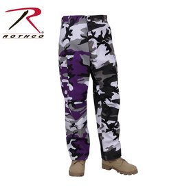ROTHCO Rothco Two-Tone UV Purple/Urban Camo BDU Pants