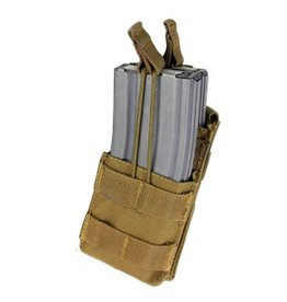 CONDOR Condor Simple M4 Open-Top Stacker Mag Pouch MA42