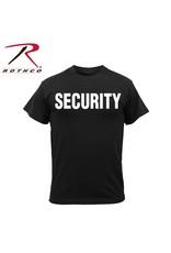 ROTHCO Chandail T-Shirt Sécurité (Security)