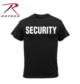 ROTHCO Rothco 2-Sided Security T-Shirt