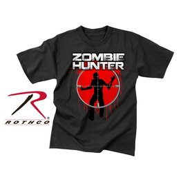 ROTHCO Chandail T-Shirt Zombie Hunter