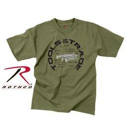 ROTHCO Rothco Vintage 'Tools Of The Trade' T-Shirt