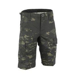 SHADOW Shorts Shadow Military Multicam Black