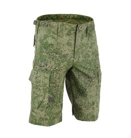 SHADOW Shorts Shadow Camouflage Russia Flora