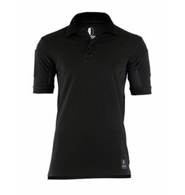 SHADOW Chandail Polo Shadow Tactical Noir
