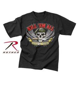 ROTHCO T-Shirt Rothco Kill 'Em All