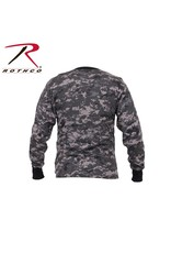 ROTHCO Chandail Manche Longue Camo Subdued