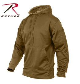 ROTHCO Rothco Concealed Carry Hoodie Coyote