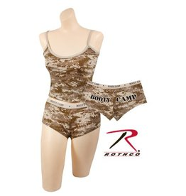 ROTHCO Rothco Sous-Vêtement Femme Camo Desert
