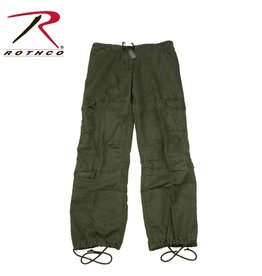 ROTHCO Rothco Pantalon Femme Style militaire olive