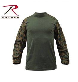 ROTHCO Rothco Military FR NYCO Combat Shirt Marpat