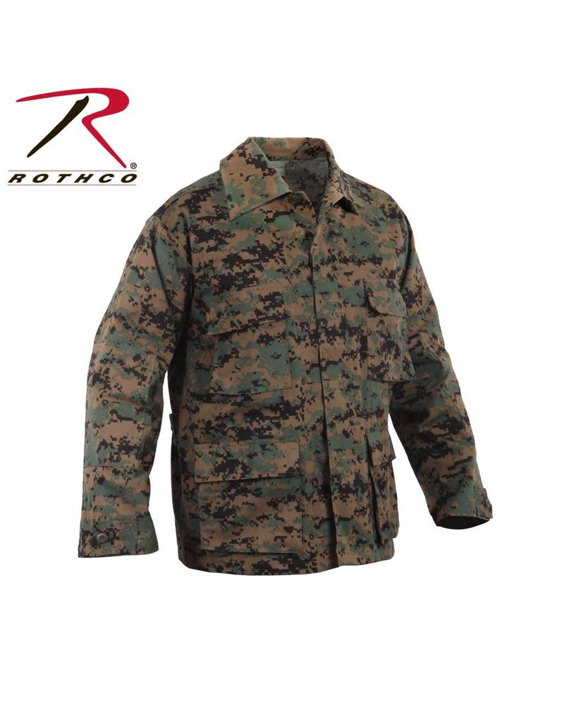 ROTHCO Chemise de Combat BDU Marpat Rothco