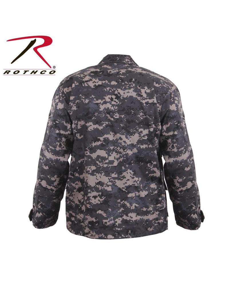 ROTHCO Chemise de Combat BDU Subdued Rothco
