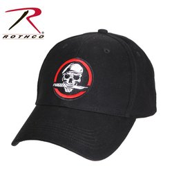 ROTHCO Rothco Skull/Knife Deluxe Low Profile Cap