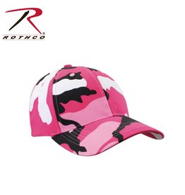 ROTHCO Casquette Camouflage Rose Femme Rothco